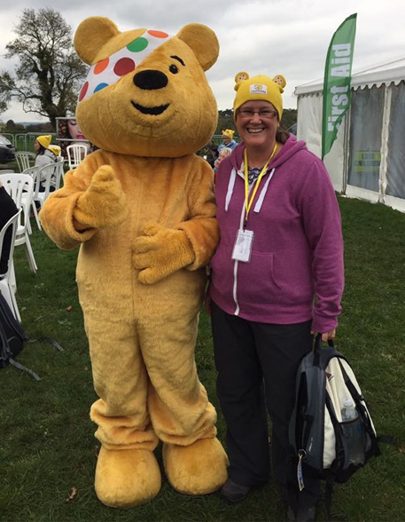Big Bristol Ramble-debbie-and-pudsey